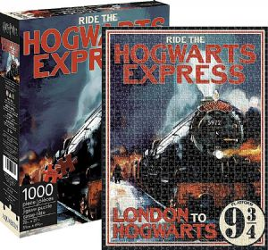 Harry Potter Hogwarts Express 1000 piece jigsaw puzzle   690mm x 510mm   (nm)